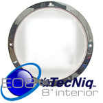 "E08  Recess Mount INTERIOR 8"" Round High LED Lights"