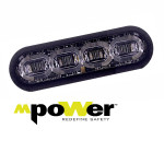 "4 LED mPOWER 3"" Fascia light by SoundOFF"