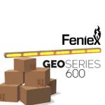 Amber Feniex GEO 600 Stick