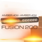 Amber Amber 40 degree FUSION 200 Stick
