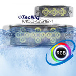 M50-3S12 RGB Water Dragon Underwater Light 12 LED