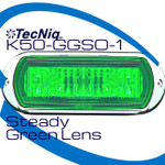 K50-GGS0-1 GREEN TecNiq K50 Steady Green Lens