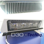 D30 Surface Mount Load Light 2000 Lumens NEW White Frame