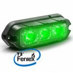 Feniex T3 GREEN