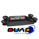 Feniex QUAD 1x Dash Light 4 Color