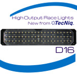 D16 Race Light NEW from TecNIq Bright Scene Lighting