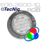 "E06-3S00-1 RGB Silho-X 4"" Interior Lights TecNiq 10 Pack"