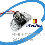 S90-0000-1 TecNiq Fender Bi-Color side light 2 wire