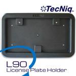 L90-0B00-1 TecNiq License Plate  Holder