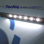 "E45-WBP01-1 TecNiq Premium Slim Lights 7"" Strip"