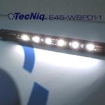 """E45-WBP01-1 TecNiq Premium Slim Lights 7"""" Strip"""