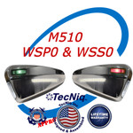 M510 Surface Mount TecNiq Docking & Navigation Light SET