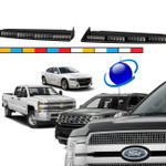 Feniex Fusion Interior Visor Light bar DUAL Color