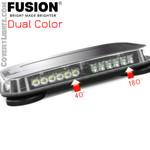 Fusion Mini X Light bar Dual Color