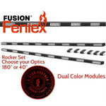"Feniex FUSION 64"" Rocker Panel SET Dual Color"