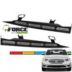 nForce Interior Visor Lightbar Single Color