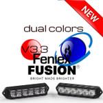 Feniex V3 Fusion Surface Mount Lights Dual Color