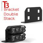 Feniex T3 Double Stack L bracket