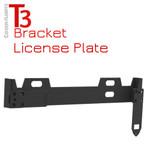 Feniex T3 License Plate bracket