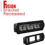 Feniex Fusion RECESSED flush mount bracket