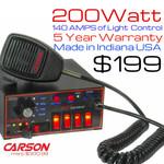 Carson SC-407 Enforcer 200w