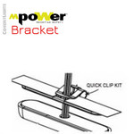 mpower™ Fascia Quick Clip bracket