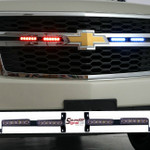 mPOWER Tahoe Grill Bracket set (lights not included)