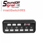 SoundOff Signal IntelliSwitch993 with Power Pursuit Buttons