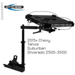 Jotto Desk Laptop Mount 2015+ Chevy Tahoe / Suburban / Silverado 2500-3500