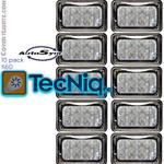 6x4 Pack of 10  TecNiq K60 6x4 Autosync