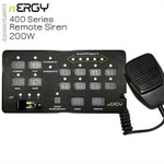 nERGY 400 Series 200W remote siren