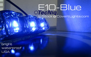 BLUE TecNiq E10 EVERYWHERE Light E10-B000-1