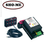 Sho-ME Undercover 8-Function Siren w/ Mini Controller