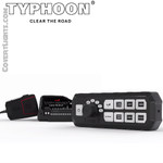 Typhoon Full Feature Siren 100w