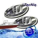 E61 TecNiq  Surface Mount Multipurpose Light set of 2