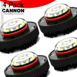 4 Pack Feniex CANNON Hide-A-Way