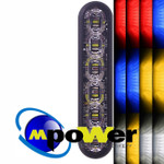 "mpower™ 4"" Fascia TRI color by SoundOFF"