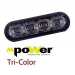 """mpower™ 3"""" Fascia TRI color"""