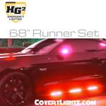 """HG2 SIDE RUNNER SYSTEM  68"""""""