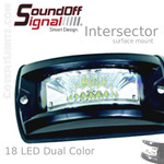 Surface mount Intersector Dual Color by SoundOFF