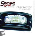 Surface mount Intersector Single Color by SoundOFF