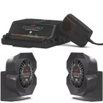 BUNDLE Storm PRO 200w siren & Triton Speakers