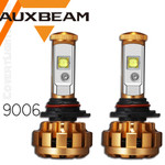 LED HeadLights by Auxbeam 9006
