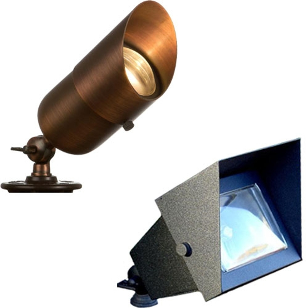 Outdoor landscape lights affordable quality lighting for Quality landscape lighting