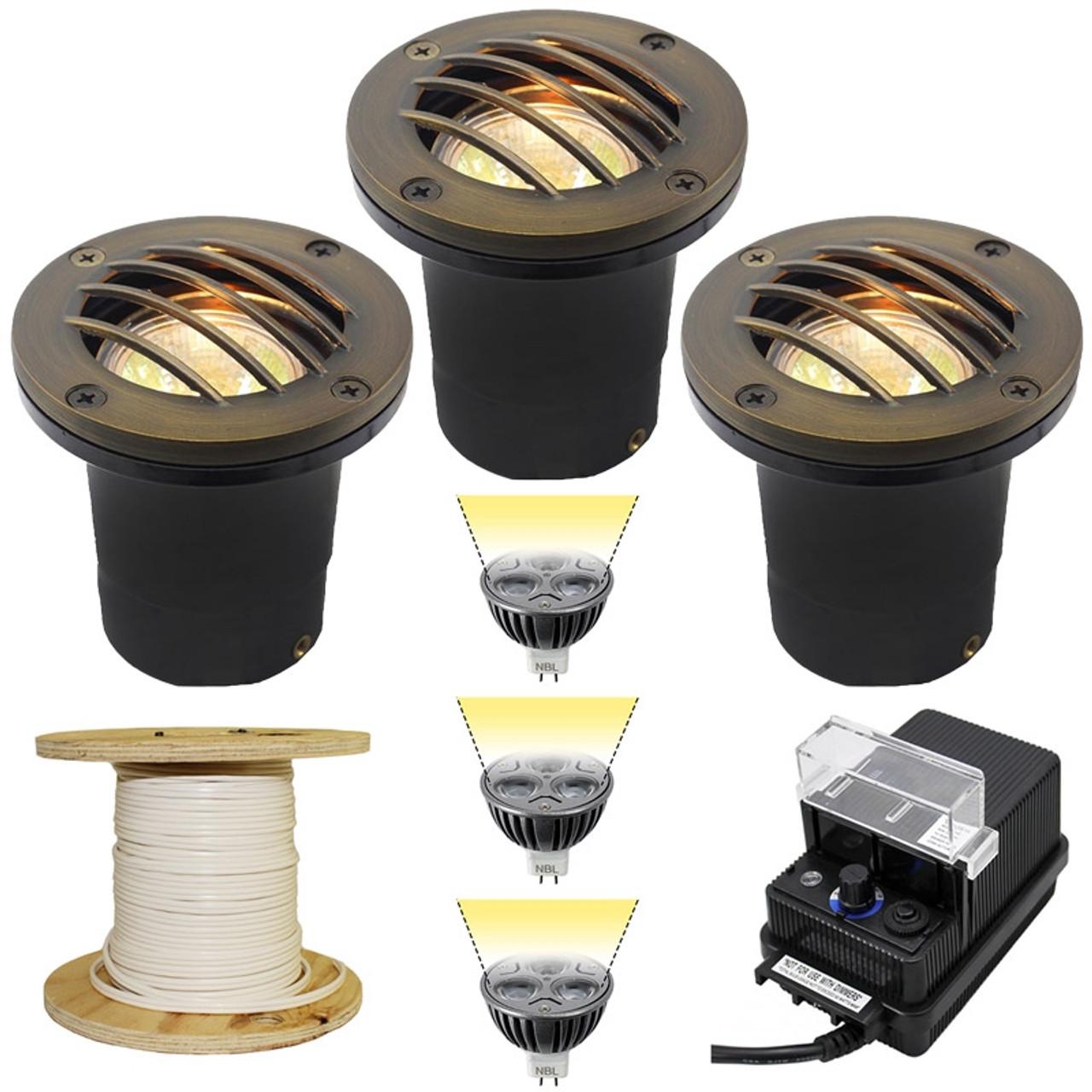 LED DIY Landscape Lighting Kits