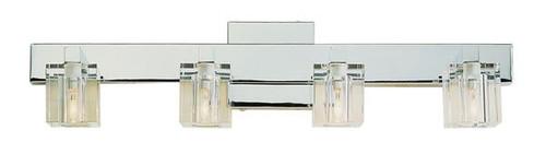Halogen Bathroom Sconces 2 light chrome crystal halogen bath sconce