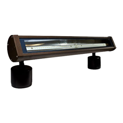 120V Modern Style LED Extruded Aluminum Linear Sign Light MD by