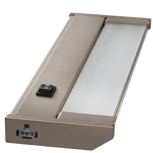 120v 12 dimmable led under cabinet light bar energy. Black Bedroom Furniture Sets. Home Design Ideas