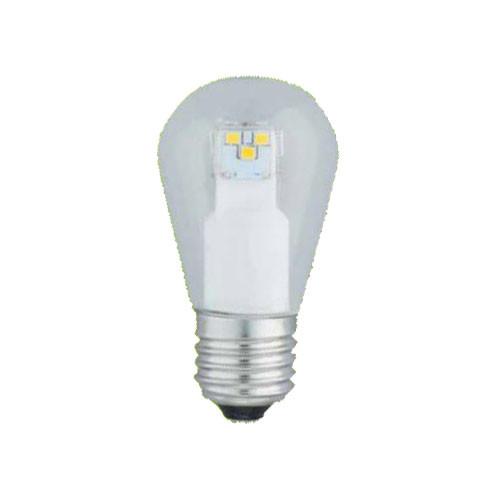 Blaze 12v Wet Location Led Strip: 120V LED S14 Wet Location Light Bulb 41064 By Spotlite-USA