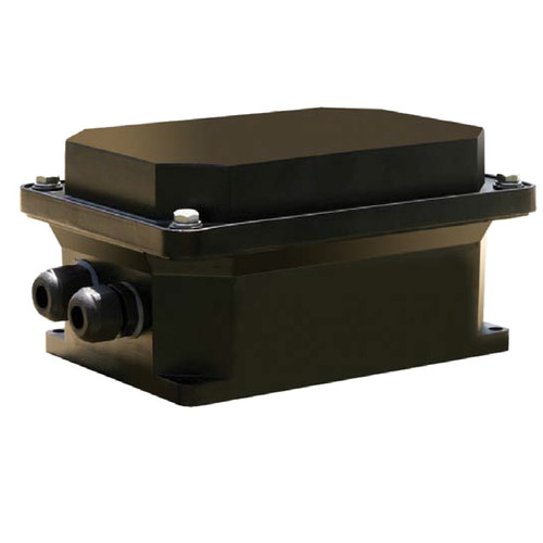Cast Aluminum In Ground Ballast Box (LV-DB) by Dabmar